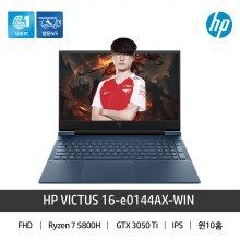 VICTUS 16-e0144AX-WIN 노트북  RTX3050Ti 게이밍
