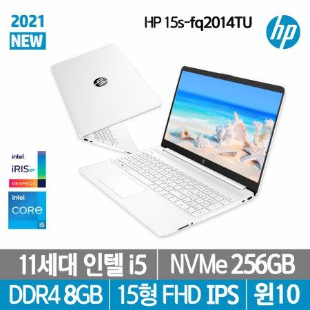 [하이마트배송][한컴증정이벤트] 15s-fq2014TU 노트북 i5-1135G7, 256GB, 8GB, 윈도우10