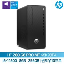 HP 280 프로 G8 MT 48K98PA 윈도우10프로 포토상품평