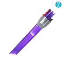[해외직구] 청소기 V7 V8 V10 V11 V15 호환 LED 조명 플랫 헤드 노즐
