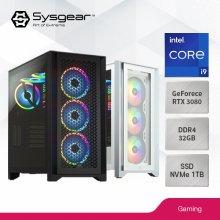 SYSGEAR CORSAIR iCUE11938(인텔 11900KF+RTX 3080)