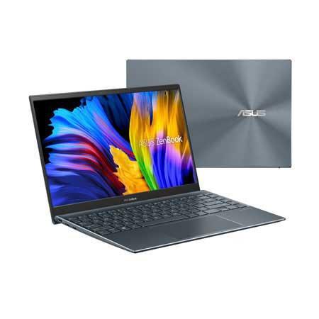 젠북14 ZenBook A-UM425UAZ-R5735T 노트북 (AMD R7-5700U, 16GB, 512GB, Win10H, 35cm, 파인그레이)