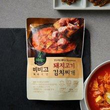 [CJ제일제당] 비비고 돼지고기김치찌개 460G x 5입