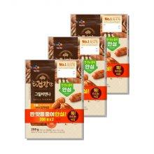 [CJ제일제당] 더건강한 그릴비엔나(200g x 2개) x 3개