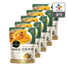 [CJ제일제당] 비비고 단호박죽 420g x 5개