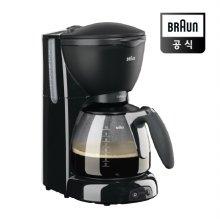 커피메이커 Aroma Passion KF-560 [ 누수방지기능 / 브리타 정수필터 / 미끄럼방지 손잡이 ]