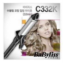수블림 코팅 컬링 아이롱 C332K (32mm)