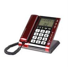 (스마트픽전용) PC-820 CID 유선전화기 레드&블랙