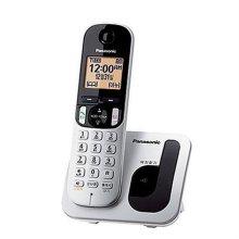 (스마트픽전용) 무선전화기 KX-TGC210 [1.7GHz 디지털/ CID기능(수신50개/발신5개)/백라이트 한글메뉴 LCD/ 야간모드기능]