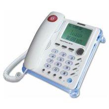 (스마트픽전용) 맥슨 CID 유선전화기 MS-203