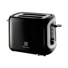 러브유어데이 컬렉션 토스터기 ETS3505 (7단계 굽기설정, 팝업형, 내장형 롤 받침대, 먼지 방지 뚜껑)