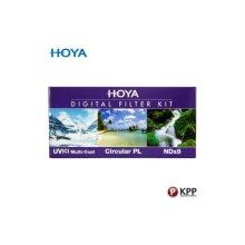 카메라 필터 HOYA DIGITAL 40.5MM KIT