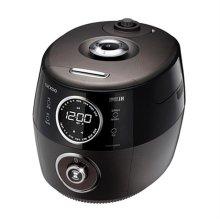 10인용 IH압력밥솥 CRP-GHR1010FD [풀스테인리스 분리형커버 / 스마트휠로 손쉬운 조작 / 고화력 내솥 / 대기전력 차단스위치]