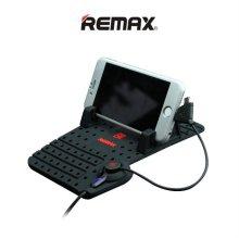차량용 충전 겸용거치대 REMAX Enjoy Car stand [자석흡착방식 충전기능 / 사용의 편리함 / HOL-029]