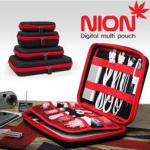니온디지털파우치/XL  NION-XL [다양한 디지털소품 안전 보관 / 스마트 기기 보호 및 보관]