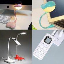 휴대용 USB LED 버드램프 LS-800 [핑크]
