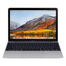 맥북 12형 Intel i5 512GB 그레이 Macbook 12형 Intel i5 512GB Gray (2017) [클리어런스]