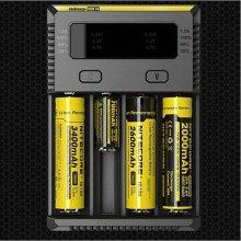 나이트코어 4구충전기 Intellicharger NEW i4