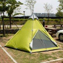 실속형6∼8인용 와이드 인디언 텐트