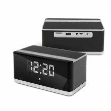 BeatlesCube 블루투스스피커 라디오 시계