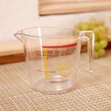 쿠킹 쉐프의 라면 물 플라스틱 계량컵 500ml(1P)