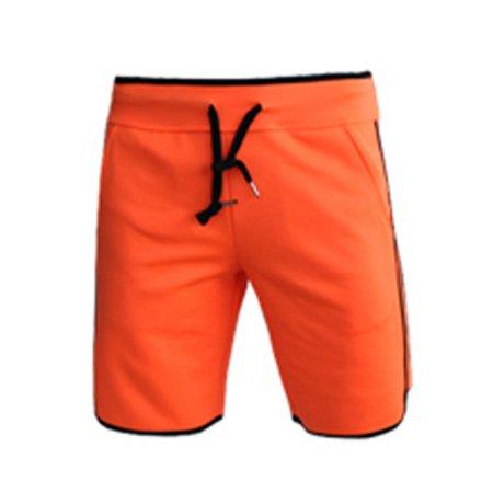 돌핀반바지 래쉬가드 오렌지 XL 남성