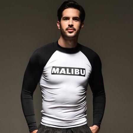 MALIBU 펭퀸 래쉬가드 L 남성
