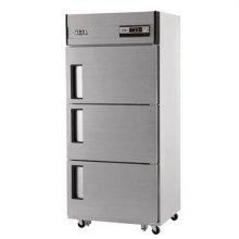 30 내부스텐 3문 냉동/냉장 아날로그 UDS-30RFAR-3IS