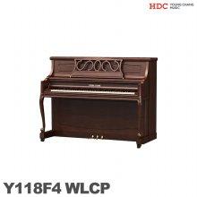 영창 피아노 Y118F4 WLCP