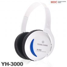 [무료배송] 영창헤드폰 YH-3000(화이트)