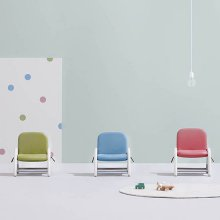 atti(아띠) K301F 유아 의자 그린