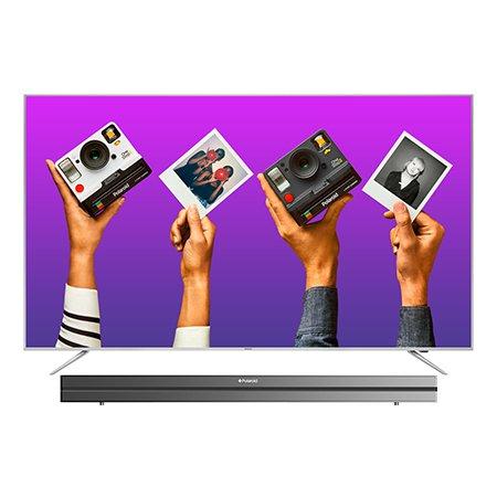 191cm UHD TV POL75U (스탠드형 기사설치)