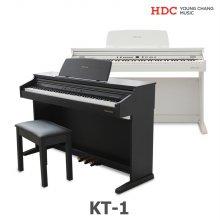 [예약 4/29 순차배송][L.POINT 1만점] 영창 디지털피아노 KT-1/ KT1(로즈우드)전자피아노[설치비 3.5만원]