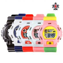 SK357B/여성/아동/디지털 전자시계