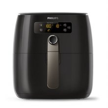 에어프라이어 HD-9743 [원터치 프리셋 / 보온 기능 / 저지방 조리]