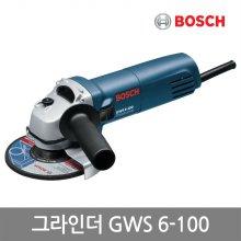 [보쉬] 그라인더 100mm_GWS 6-100/4그라인더