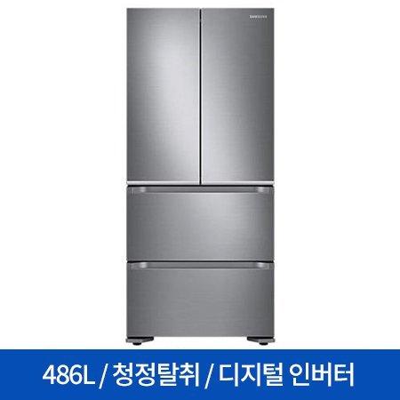 스탠드형 김치냉장고 RQ48N9103S8 (486L)