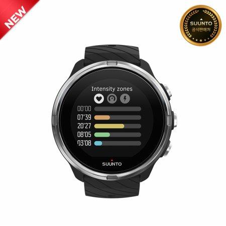 순토 9 블랙 GEN1 BLACK SS050142000