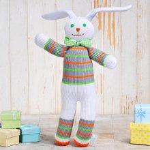 11F107 - 리본 토끼