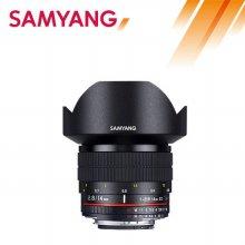 삼양렌즈/14mm F2.8 ED AS IF UMC/소니E