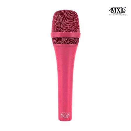 컬러 다이나믹 보컬 마이크[핑크][POP LSM-9]