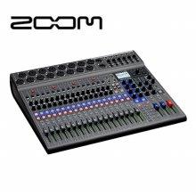 ZOOM LiveTrak L-20 디지털 믹서 레코더
