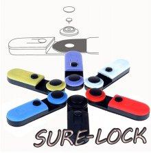 Prefox AG-031 SureLock set / 프리폭스 스트랩락 2개 세트 (옐로우)