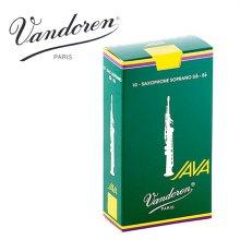 Vandoren Java 소프라노 색소폰 리드 2호 10개팩 (SR302)