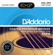 Daddario NY EXP16 (012-053) 다다리오 통기타줄