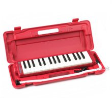 Hohner Melodica Student32 멜로디언 RED/WH (C94324) 호너 멜로디언 멜로디카