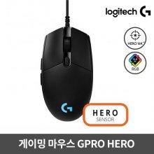 게이밍마우스 GPRO HERO [유선]