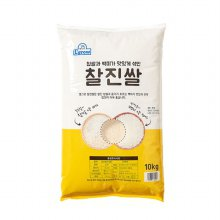 [20년산] L'grow 찰진쌀 10kg / 백미90%+찹쌀10%