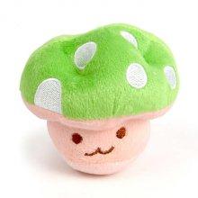 스마일독 애견 장난감 캐릭터장난감 (버섯)_29C65A