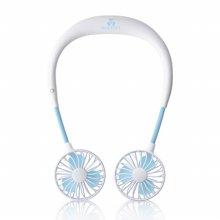 핸즈프리 목걸이형 넥밴드 선풍기 블루아이디 BI-NF2 (화이트)